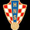 Logo týmu Chorvatsko
