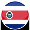 Logo týmu Kosta Rika