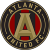 Logo týmu Atlanta United FC
