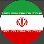 Logo týmu Írán