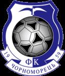 Logo týmu Černomorec Oděsa