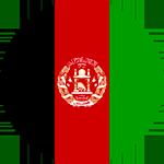 Logo týmu Afghánistán