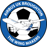 Logo týmu Airbus UK FC