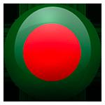 Logo týmu Bangladéš
