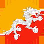 Logo týmu Bhutan