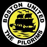 Logo týmu Boston Utd.