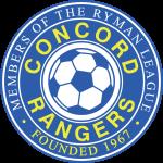Logo týmu Concord Rangers