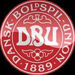 Logo týmu Dánsko