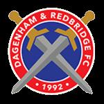 Logo týmu Dagenham & Redbridge