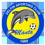 Logo týmu Delfin Manta
