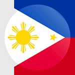 Logo týmu Filipíny