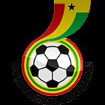 Logo týmu Ghana