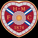 Logo týmu Hearts of Midlothian