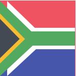 Logo týmu Jihoafrická rep.