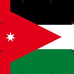 Logo týmu Jordánsko