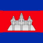 Logo týmu Kambodža