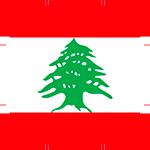 Logo týmu Libanon