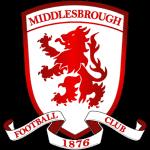 Logo týmu Middlesbrough