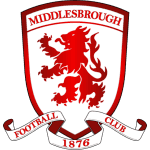 Logo týmu Middlesbrough