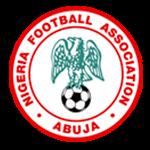 Logo týmu Nigérie