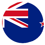 Logo týmu Nový Zéland