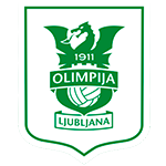 Logo týmu Olimpija Lublaň