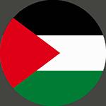 Logo týmu Palestina