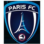 Logo týmu Paris FC