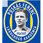 Logo týmu Puskas FC