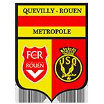 Logo týmu Quevilly