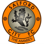 Logo týmu Salford City