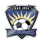 Logo týmu San Jose Earthquakes