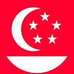 Logo týmu Singapur