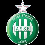 Logo týmu St. Etienne