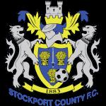 Logo týmu Stockport
