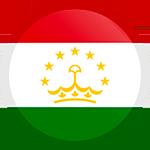Logo týmu Tádžikistán