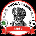 Logo týmu Xanthi