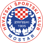 Logo týmu Zrinjski Mostar