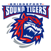 Logo týmu Bridgeport Sound Tigers