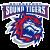 Logo týmu Bridgeport Sound Tigers