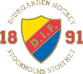 Logo týmu Djurgarden IF