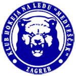 Logo týmu Medveščak Zagreb KHL