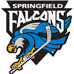 Logo týmu Springfield Falcons